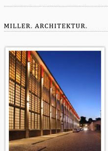 Miller. Architektur.