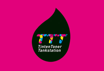 Tinten Toner Tankstation