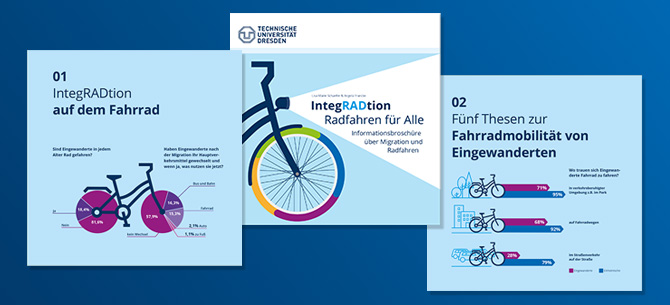 Broschüre IntegRADtion